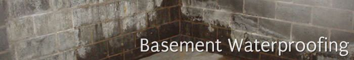 Basement Waterproofing in MA and CT, including Chicopee, Pittsfield & Worcester.