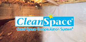 Crawl space encapsulation in MA